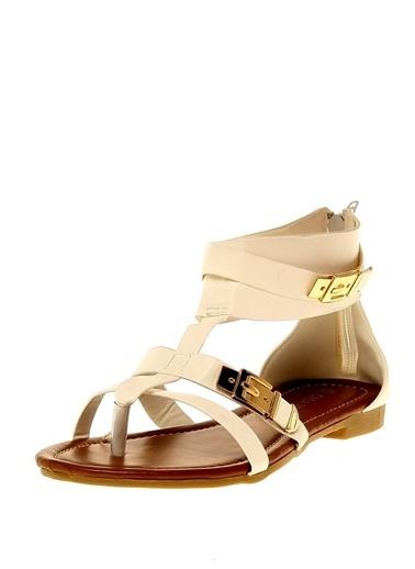 Casa Rossi Sandalet Beyaz
